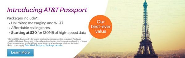 Is ATTs New Passport Plan The Solution To Staying Connected Abroad
