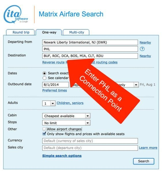 Save Money On Airline Tickets Hidden City Ticketing