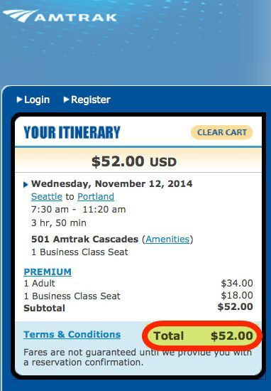 See America By Amtrak With 70,000 Point Ink Plus