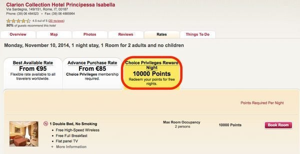 Todays Choice Points Sale A Good Deal For Southwest Companion Pass And European Hotels