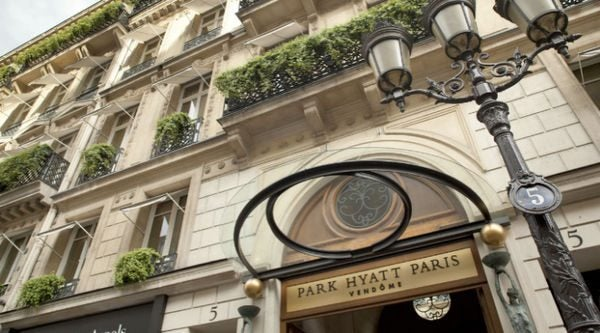 You Could Treat Yourself to 2 Nights of Luxury at the Park Hyatt Paris – Vendome