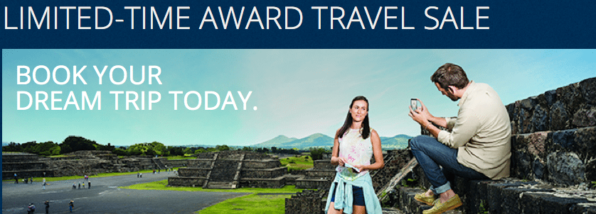 Hurry!  Delta Award Tickets on Sale Until November 2, 2014