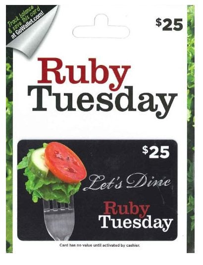 6 AMEX Offers Easy 10 At Ruby Tuesday 130 For Shopping
