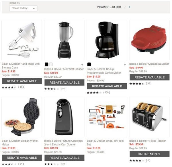 Ends Soon Get Almost Free Appliances By Stacking Discounts