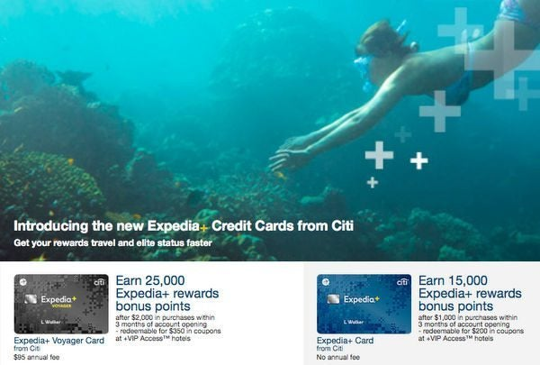 Expedia+ Credit Cards and Rewards Program:  Worth It or Not?