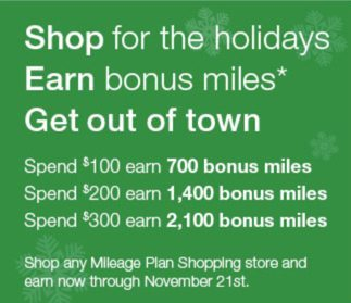 Get Up To 2,250 Delta Airlines Or 2,100 Alaska Airlines Bonus Miles For Shopping Online