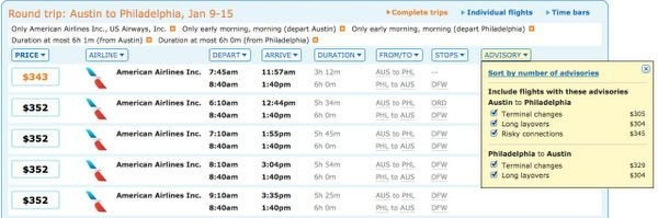 Search For Cheap Airfare Like A Pro Part 1 ITA Matrix Basics