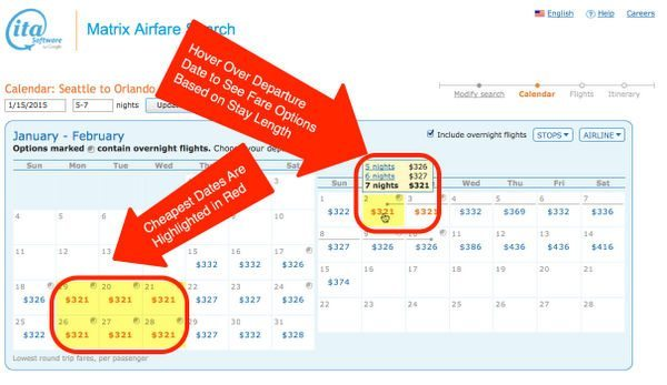 Search For Cheap Airfare Like A Pro Part 2 More ITA Matrix Tricks