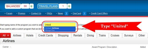 The Trick To Using AwardWallet To Track Your United Delta And Southwest Miles