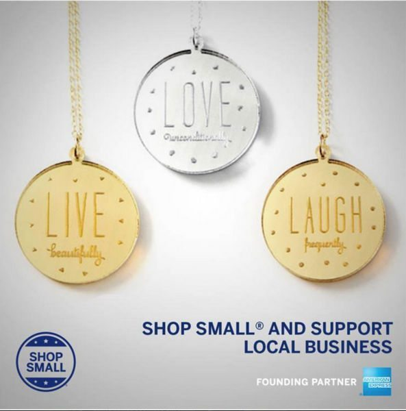 Today Get A 10 Credit When You Spend 10 For AMEX Small Business Saturday