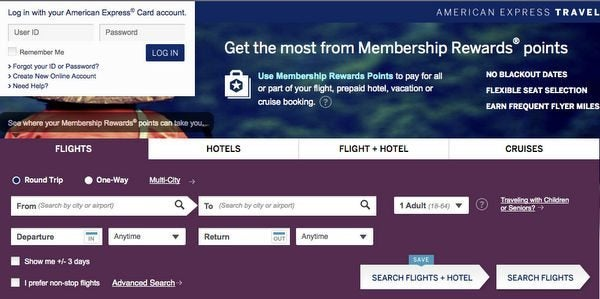 You Can Earn American Express Membership Rewards Points On AMEX Corporate Cards