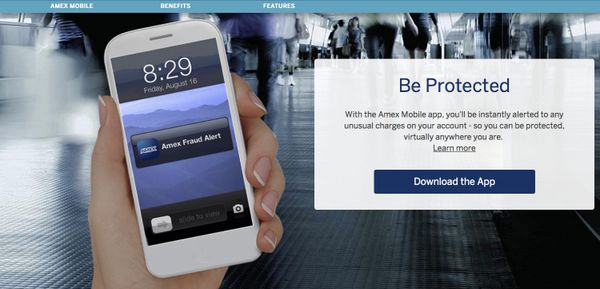 5 For 1st Time AMEX Mobile App Users Targeted