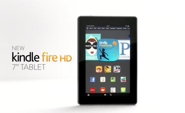 Blog Giveaway: 2 Kindle Fire HD Tablets!