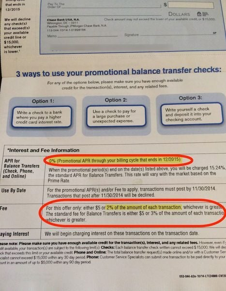 Carrying A Balance How To Save Money On Interest With 0 APR Offers