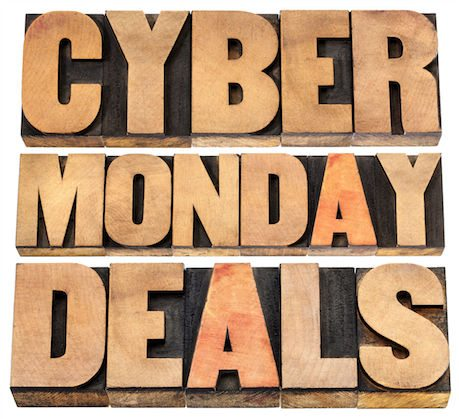 Cyber Monday Deal Round-Up:  Free Gift Card, Travel Discounts, and More!