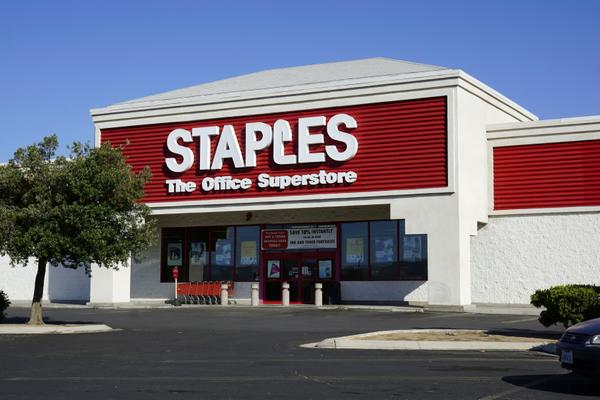 Ending Soon: VisaSavings Edge 1% Rebate at Staples