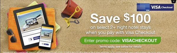 Hot!  Get $100 Off 2 Night Hotel Stays With Orbitz