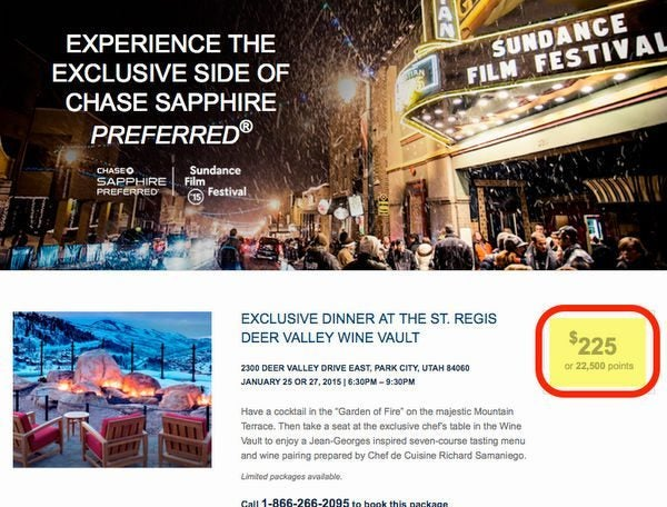 Holiday Gift Idea Use Miles Points For Experiences Exclusive Events And More