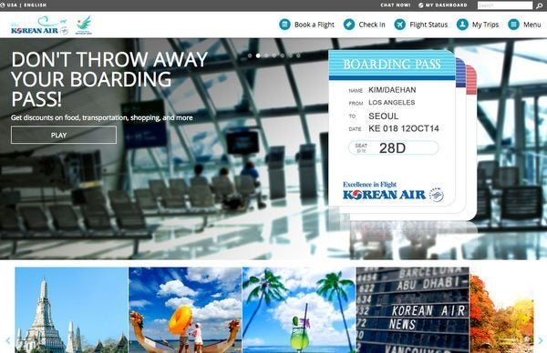 How to Redeem Korean Air Miles Part 1:  Award Flights on Korean Air