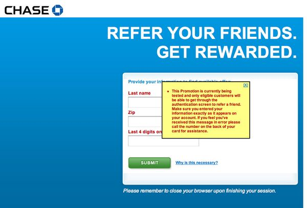 If I Use A Referral Link Do I Get The Freedom 20,000 Chase Ultimate Rewards Point Sign Up Bonus