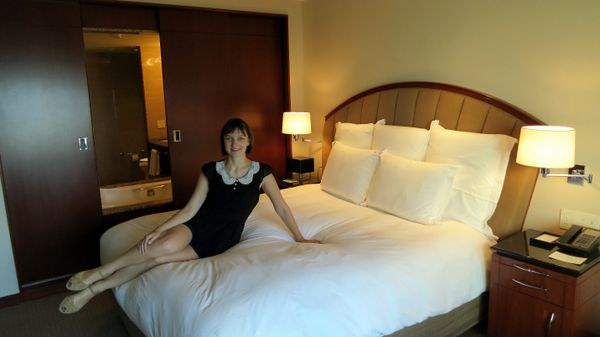 Our Anniversary to Italy: Part 2 – Park Hyatt, Chicago
