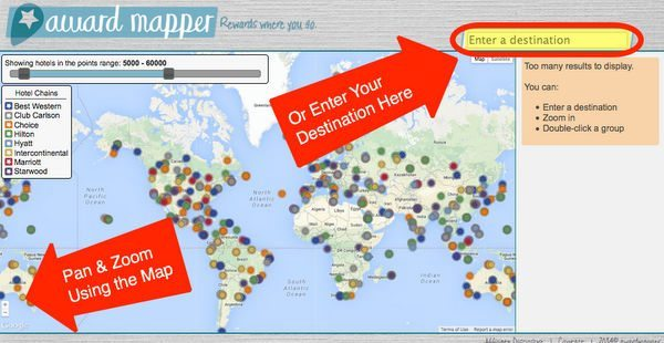 Save Time Using AwardMapper to Search for Hotel Award Nights ... Search Hotels By Map on people map, weather map, transportation map, resort map, information map, florence map, hyatt hotels map, home map, jobs map, turkey map, italy map, history map, usa map, economy map, germany map, google map, london hotels map,