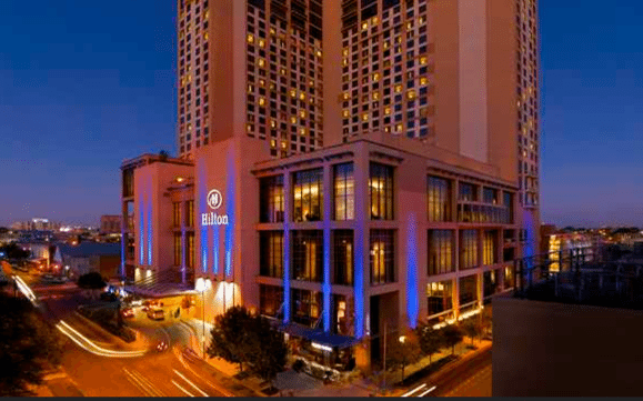 Sign Up Bonus On AMEX Hilton HHonors Surpass Increased To 80,000 Points