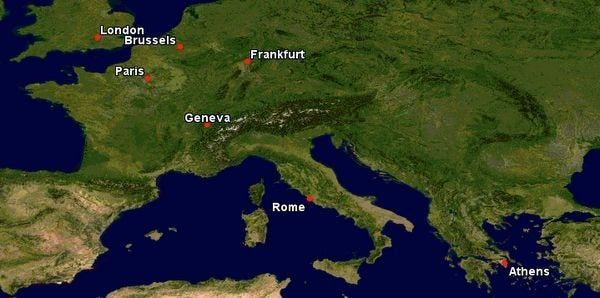The Ultimate Guide To American Express Membership Rewards Points Part 1 All The Ways To Get To Europe