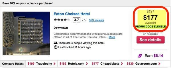 Today Only Save 100 Off An Orbitz Hotel Booking Of 100 Or More