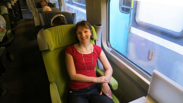 Train From London To France