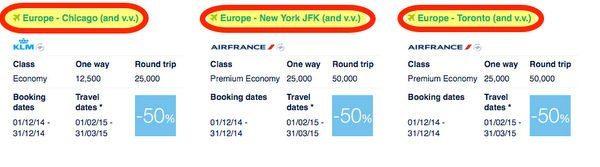 Valentines Or St Patricks Day In Europe For 50 Fewer Miles With Flying Blue Promo Awards