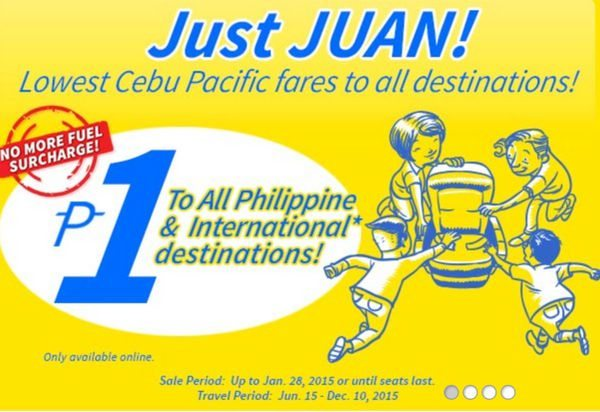 ~$29 Round-Trip Dubai to Manila & Other Cheap Philippine Flights (Ends Tomorrow or When Sold Out)!