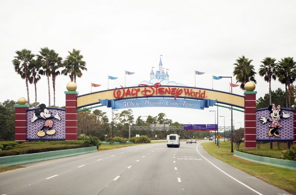 5 Nights 2 Airline Tickets To Disney World From 2 Cards