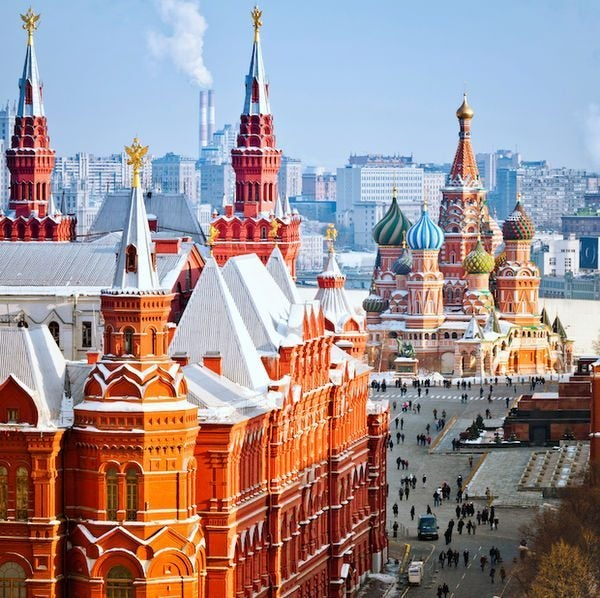 Amazing Low Fares: ~$314 to Moscow & St. Petersburg, ~$389 to Dublin, ~$408 to Istanbul, and More (Won't Last!)