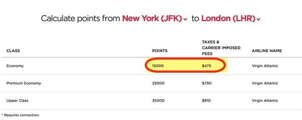 Best Ways To Use The 35 AMEX Transfer Bonus To Virgin America