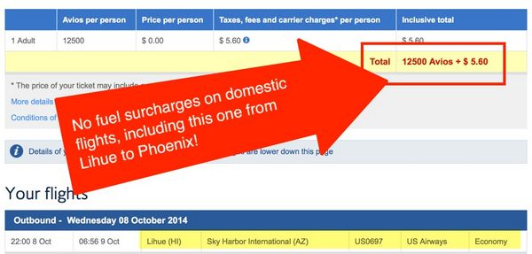 British Airways Avios Part 3 Taxes And Fees