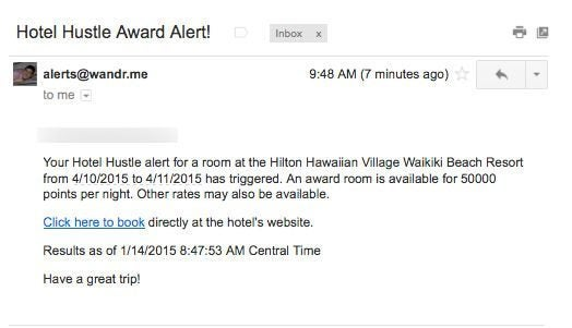 Hotel Hustle Is A Better Way To Search For Hotel Award Nights