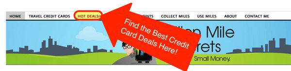 Hot Deals – The Top 5 Current Miles & Points Deals