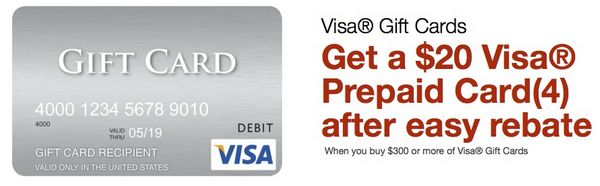 News You Can Use – $20 Visa Prepaid Card at Staples, 9,000 British Airways Avios Points, and More!