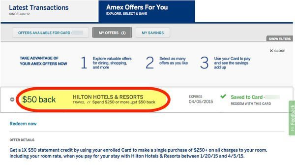 Redeemable at participating Hyatt hotels in North America, Canada, Mexico, Caribbean, Central America and South America.