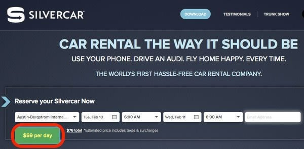 News You Can Use - $50 off $250 Hilton Purchase, Silvercar $59