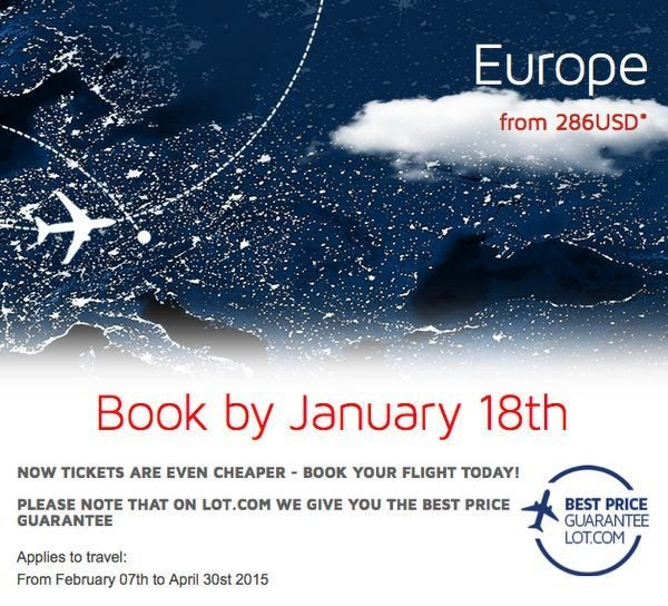 News You Can Use Cheap Tickets To Europe Fast Track To American Airlines Elite Status And More