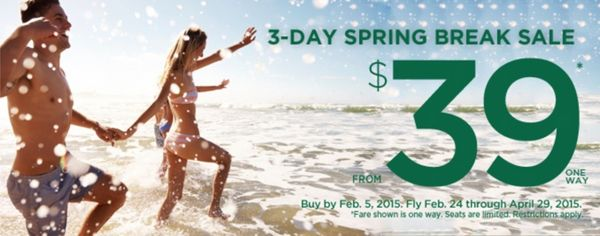2 Days Only Frontier 39 Sale