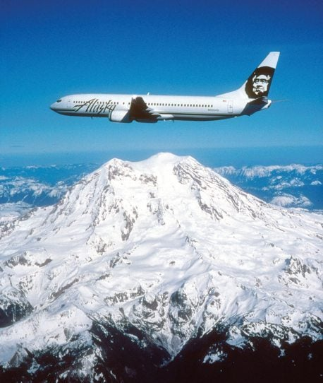 Blog Giveaway 20,000 Alaska Airlines Miles