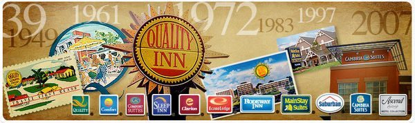 Earn 8,000 Points (Enough for a Free Night) After 2 Stays With Choice Hotels