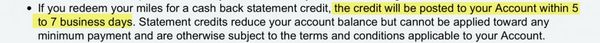 How Long Does It Take For A Statement Credit To Post To Your Barclays Arrival Plus Account