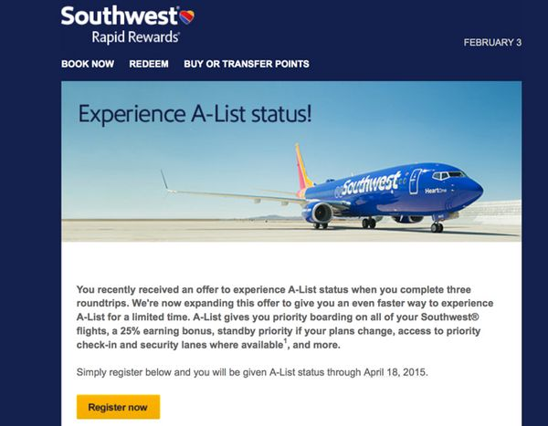 News You Can Use 1000 Business Class Flights To London 10 Free Rides With Lyft Free Southwest A List Status And More
