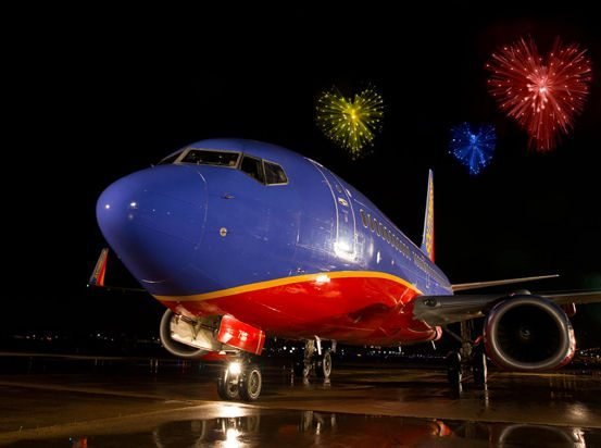 Southwest Extends Schedule Through October 30, 2015