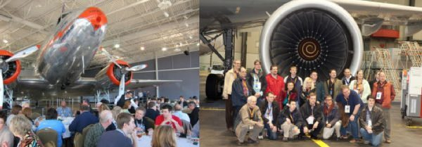 Tour the Airbus A350 Assembly Line, SAS Scandinavian Airlines Headquarters, and More at Star MegaDO 6