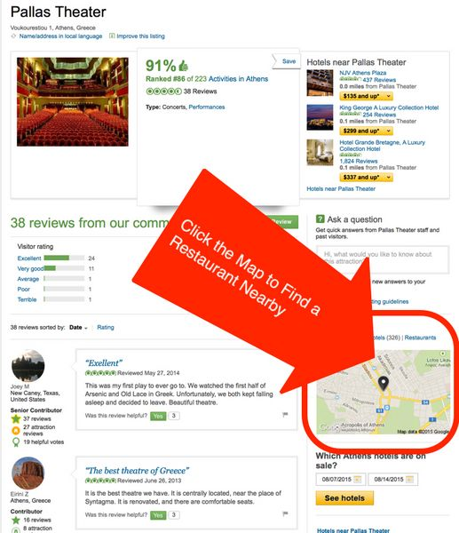 Travel Smarter With TripAdvisor Part 3 Where To Go What To Eat